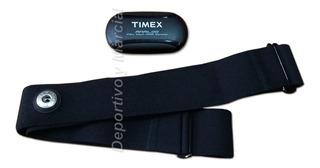 Banda De Pecho Timex Flex Tech Analog 5k672 Sensor