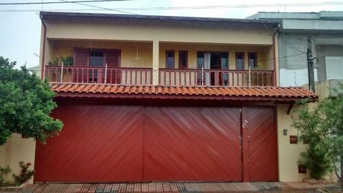 Casa Com 3 Dormitórios À Venda, 321 M² Por R$ 650.000,00 - Jardim Das Palmeiras - Valinhos/sp - Ca0968