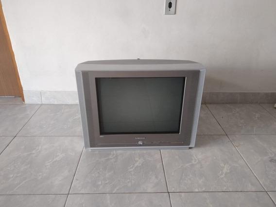 Televisão Samsung 21 Polegadas, Tubo