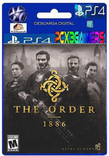 The Order 1886 Ps4 Pcx3gamers