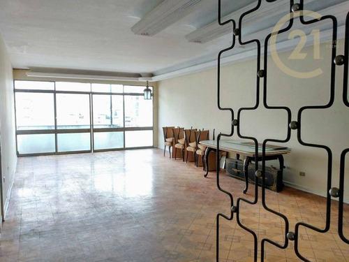 Imagem 1 de 25 de Apartamento Com 4 Dormitórios Para Alugar, 268 M² Por R$ 3.500,00/mês - Bom Retiro - São Paulo/sp - Ap23954