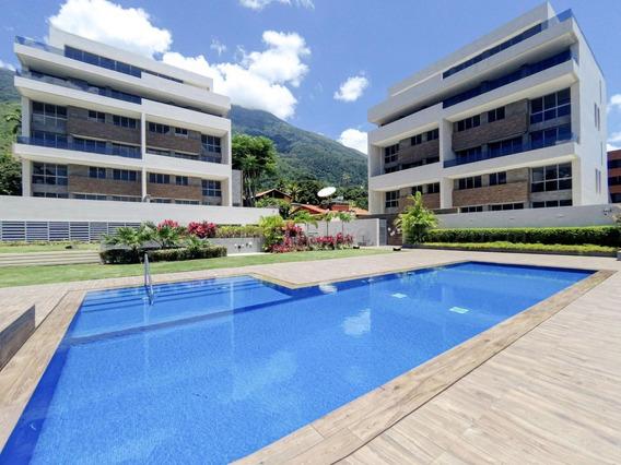 Rs. Apartamento En Venta 20-24852