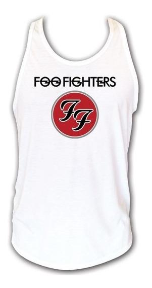 Musculosa Foo Fighters |de Hoy No Pasa|