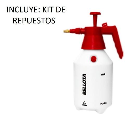 Fumigadora Jardinera 1.5 Lt Con Valvula De Presion - Bellota
