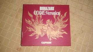 Resident Evil Code Veronica Sega Dreamcast Original
