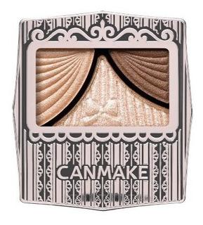 Ida Laboratories Canmake Juicy Pure Eyes 04 Sweet Beige