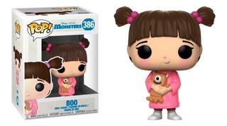 Funko Pop Boo Monsters Inc 386 Distribuidora Lv