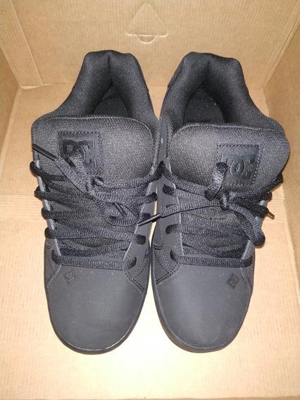 Zapatos Dc Shoes Court Graffik Negros Talla 9.5