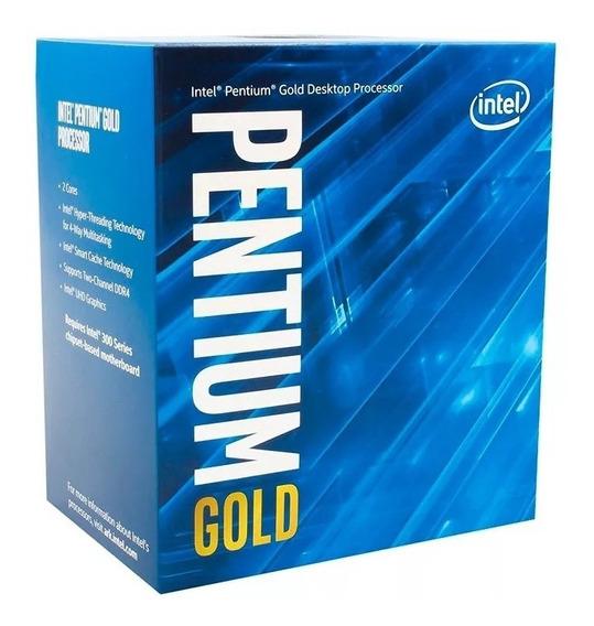 Processador G5400 + Placa + 8gb