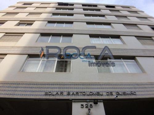 Venda De Apartamentos / Padrão  Na Cidade De São Carlos 25325