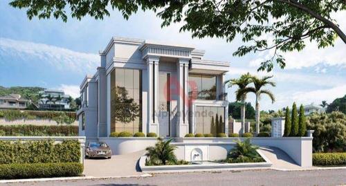 Imagem 1 de 25 de Tamboré 2 - Casa Com 7 Suítes À Venda, 1332 M² Por R$ 28.000.000 - Alphaville - Santana De Parnaíba/sp - Ca6410