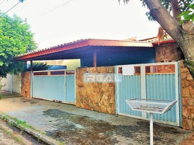 Casa Térrea Com 4 Dormitórios À Venda - Jardim Santa Genebra - Campinas/sp - Ca2554