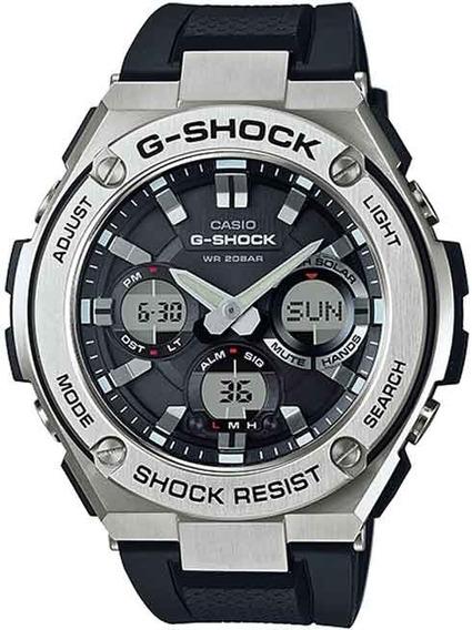 Relógio Casio G-shock G-steel Gst-s110-1adr