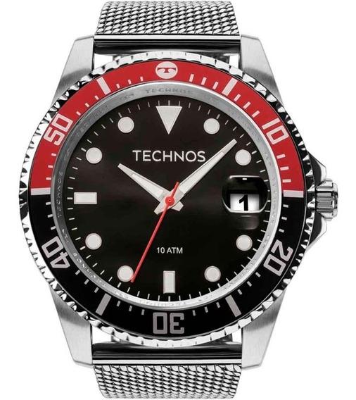 Relógio Technos Original 2415cj/0p