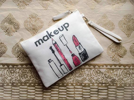 Porta Cosméticos Mua - Make Up Maquillaje Fashion