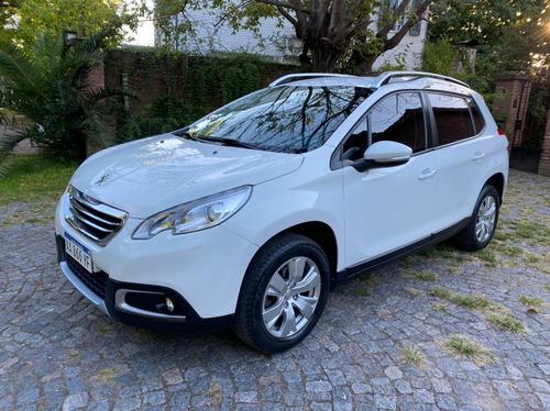 Peugeot 2008 1.6 Allure Tip 2017 1er Dueño Servicio Oficial