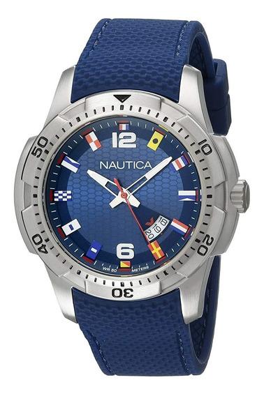 Relógio Nautica Flags Nad13515g