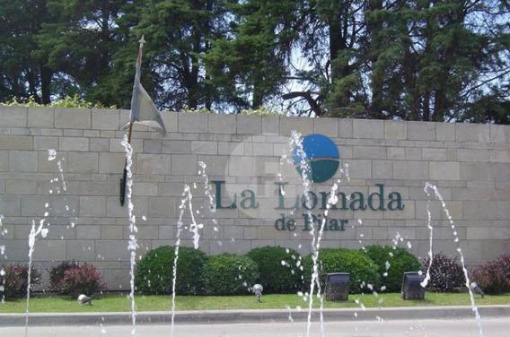Countries Y Barrios Cerrados Venta La Lomada