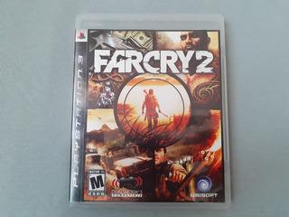Far Cry 2 Original Para Ps3