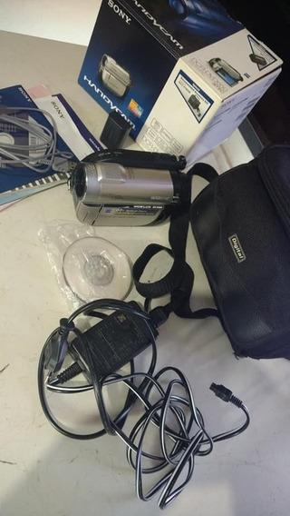 Câmera Handycam Sony Dcr-dvd650