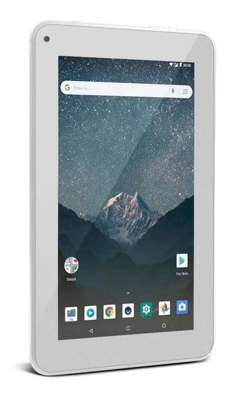 Tablet M7s Lite Quadcore 8gb Tela 7 Branco Multilaser