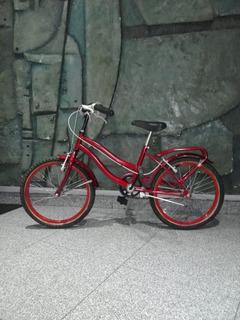 Bicicleta Bmx Para Niño Usada
