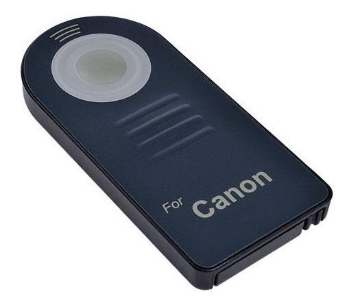 Controle Remoto Disparador Ir P/ Câmeras Dslr Canon Ou Nikon