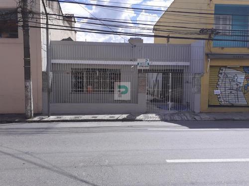Casa Comercial Para Locação Em Mogi Das Cruzes, Centro, 2 Banheiros, 2 Vagas - Ca0192_2-1157571