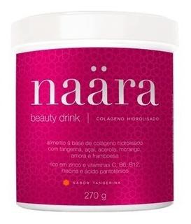 Naara Colageno Hidrolizado Sabor Tangerina Beauty Drink