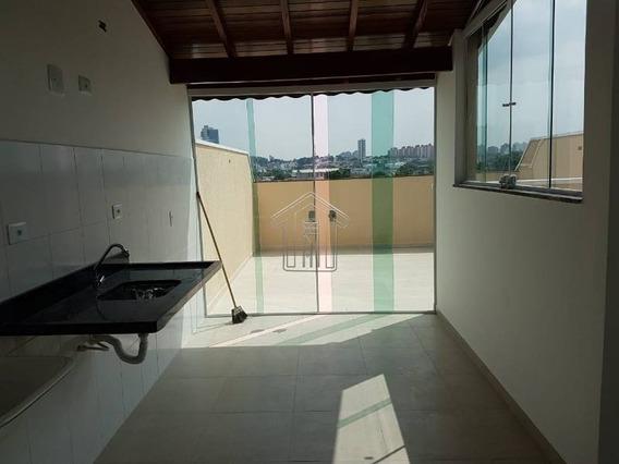 Apartamento Sem Condomínio Cobertura Para Venda No Bairro Vila Scarpelli - 9858giga