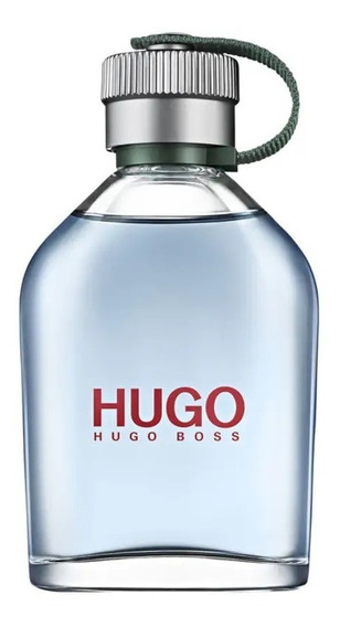 Perfume Hugo Boss Man Verde 125 Ml Masculino