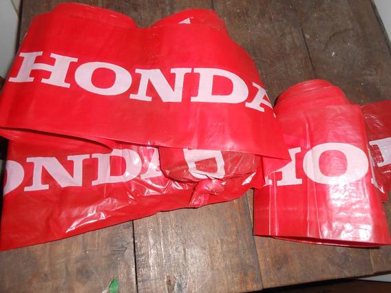 Publicidad Honda Naylon Inflable Por Metro Excelente !!
