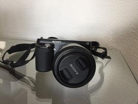 Câmera Sony Alpha Nex-f3 Semi-profissional