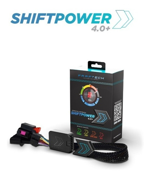 Pedal Shift Power Bluetooth 4.0+ Gm S10 2009 A 2020 Ft-sp02+