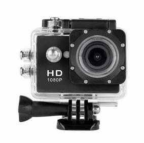 Câmera Action Go 1080p Filmadora Full Hd Sports Bike Moto