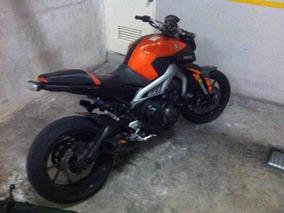 Yamaha Mt 09!