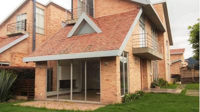 Vendo O Permuto Hermosa Casa En Chia - Conjunto