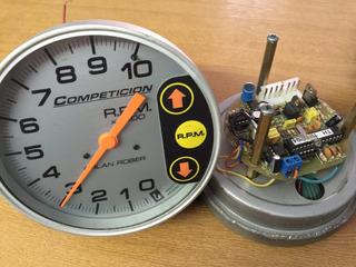 Tacómetro, Autometer Orlan Rover Type R, Reparamos Ajustamos