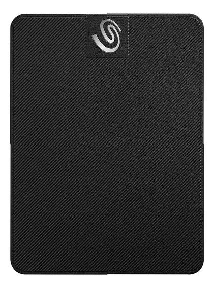 Disco sólido externo Seagate STJD500400 500GB negro