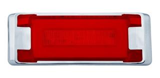 Plafon Rectangular 2x6 Halo Rojo 16 Led Alta-baja No.16415