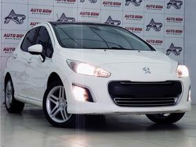 Peugeot 308 2.0 Allure Flex Automático 5p Flex 2013 2014