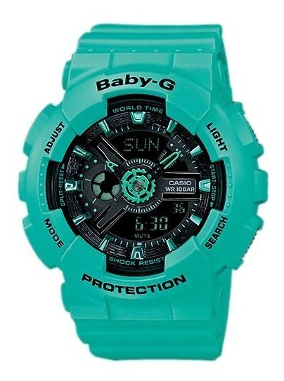 Relógio Baby-g Ba-111-3adr Original + Frete Grátis