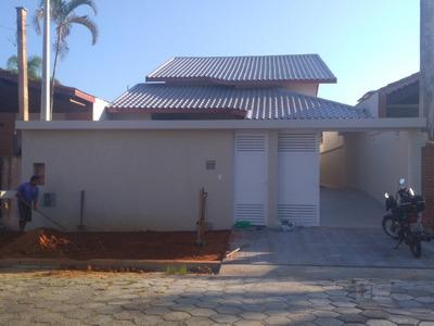 Casa A Venda No Bairro Centro Em Peruíbe - Sp. - 154-1