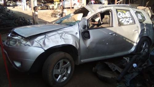 Sucata Renault Duster  2012  Para Vendas  De Peças