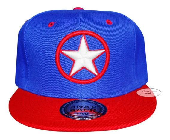Gorra Capitan America Marvel Comics Avengers