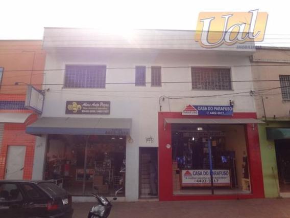 Loja Comercial À Venda, Centro, Atibaia. - Lo0003