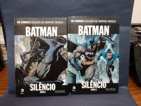 Livro: Dc Graphic Novels. Batman. Silêncio. Partes 1 E 2