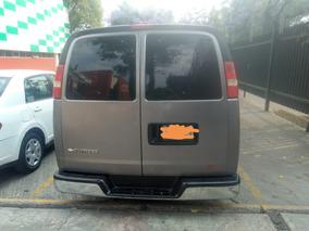 Chevrolet Express 4.3 Passenger Van Paq D 8 Pas V6 Mt 2007