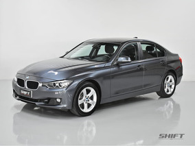 Bmw 320i 2.0 16v Turbo Active Flex 4p Automatico 2015