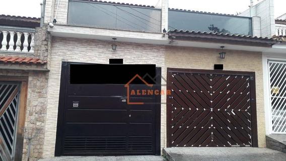 Sobrado Com 2 Dormitórios À Venda, 75 M² Por R$ 340.000,00 - Vila Carmosina - São Paulo/sp - So0206